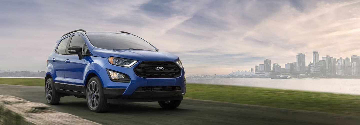 Banner - Ford EcoSport